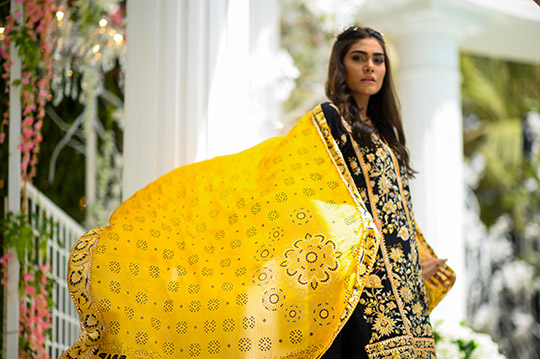 Festive Diaries Ideas Pret 2019 Eid Collection by Gul Ahmed (3)