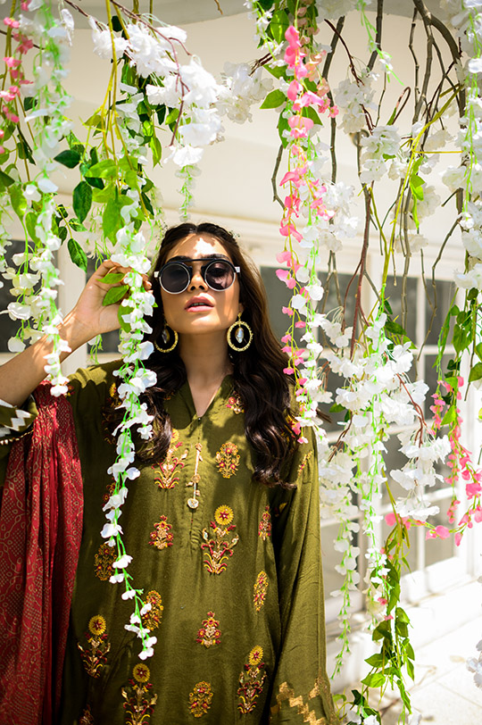 Festive Diaries Ideas Pret 2019 Eid Collection by Gul Ahmed (9)