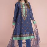 Kayseria Embroidered Festive Printed Collection 2019 (6)