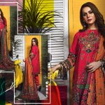 Khas Designer Lawn Eid Festive Collection 2019 (22)