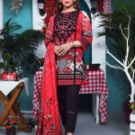 Khas Designer Lawn Eid Festive Collection 2019 (26)