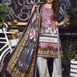 Khas Designer Lawn Eid Festive Collection 2019 (28)