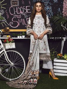 Khas Designer Lawn Eid Festive Collection 2019 (5)