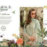 MARIA B Eid Lawn Catalogue 2019 (11)