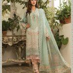 MARIA B Eid Lawn Catalogue 2019 (22)