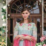 MARIA B Eid Lawn Catalogue 2019 (25)