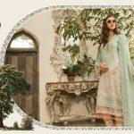 MARIA B Eid Lawn Catalogue 2019 (6)