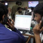 Market observation KSE-100 recovers from a minimum of 800 points, ends in green