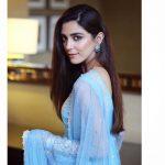 Maya Ali Actress at Shoukat Khanum Fund Raising in Doha (1)