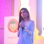 Maya Ali Actress at Shoukat Khanum Fund Raising in Doha (9)