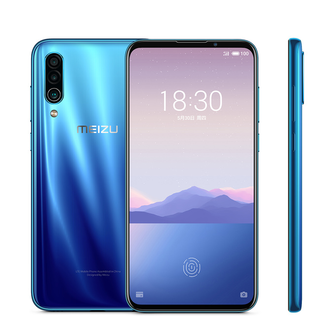 Meizu launches 16XS with decent specifications at a low price (1)