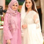 Moomal Sheikh Guest in Ramzan Pakistan Transmission on Humtv (2)