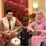 Moomal Sheikh Guest in Ramzan Pakistan Transmission on Humtv (5)