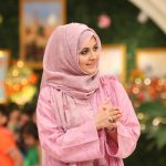 Moomal Sheikh Guest in Ramzan Pakistan Transmission on Humtv (6)