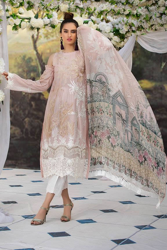 Motifz Eid Digital Printed Embroidered Wear Collection 2019 (12)