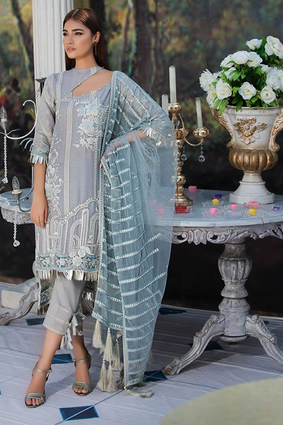 Motifz Eid Digital Printed Embroidered Wear Collection 2019 (13)