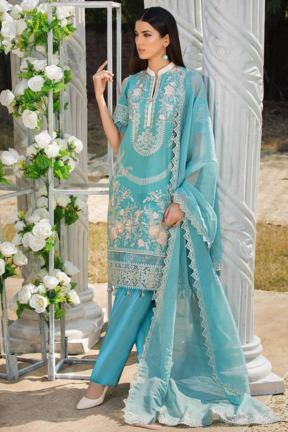 Motifz Eid Digital Printed Embroidered Wear Collection 2019 (15)