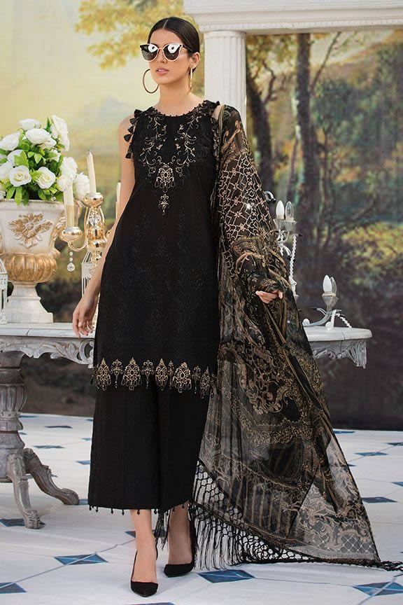 Motifz Eid Digital Printed Embroidered Wear Collection 2019 (21)