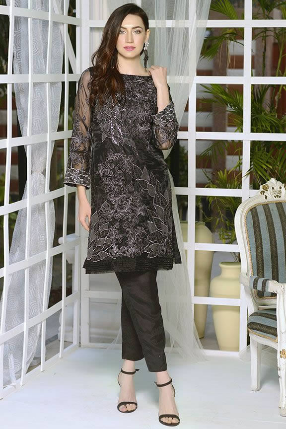 Motifz Eid Digital Printed Embroidered Wear Collection 2019 (26)