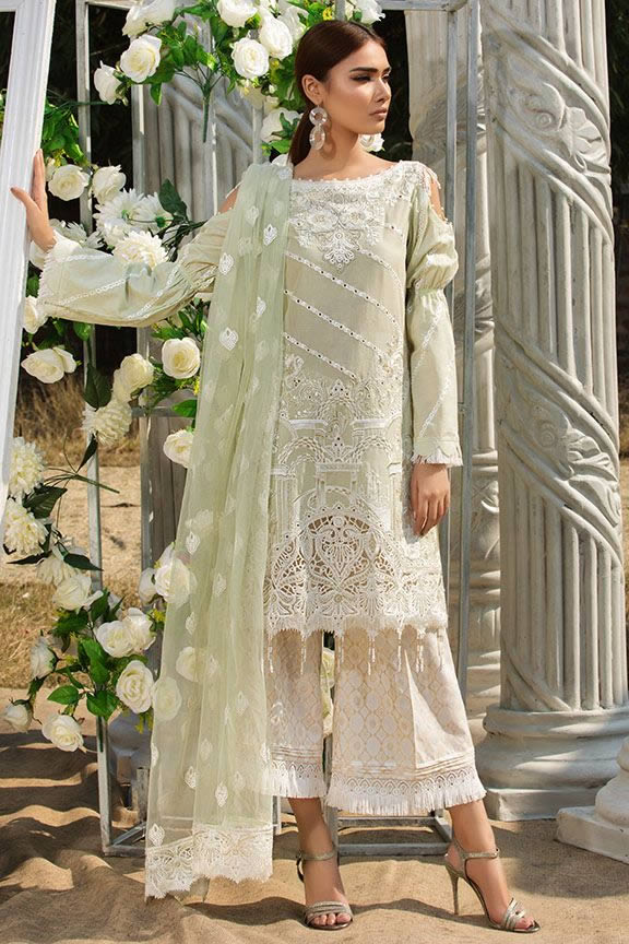 Motifz Eid Digital Printed Embroidered Wear Collection 2019 (3)