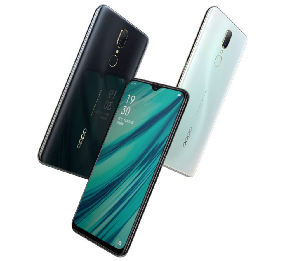 Oppo launches A9x with better cameras than the A9-1