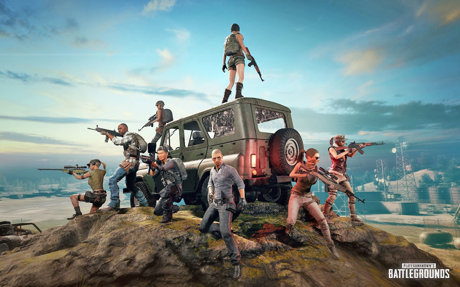 PUBG banned in China and its replacement is absolutely Bizzare (2)