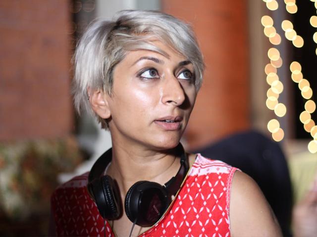 Pakistani filmmaker Iram Parveen Bilal arrives at Cannes 2019 (1)