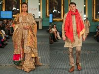 Rana Noman Collection At PFW London 2019 (18)