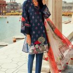 Rani Bagh Luxury Lawn Collection 2019 By Cross Stitch (16)