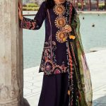 Rani Bagh Luxury Lawn Collection 2019 By Cross Stitch (2)