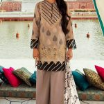 Rani Bagh Luxury Lawn Collection 2019 By Cross Stitch (6)