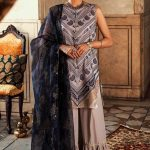 Rani Bagh Luxury Lawn Collection 2019 By Cross Stitch (7)