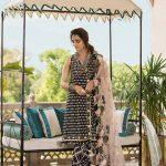 Saira Shakira Eid Crimson Luxury Lawn 2019 (11)