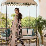 Saira Shakira Eid Crimson Luxury Lawn 2019 (12)