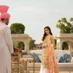Saira Shakira Eid Crimson Luxury Lawn 2019 (17)