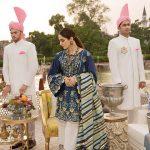 Saira Shakira Eid Crimson Luxury Lawn 2019 (19)