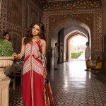 Saira Shakira Eid Crimson Luxury Lawn 2019 (21)