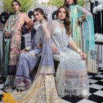 Sana Safinaz Luxury Wear Eid Collection 2019 (2)