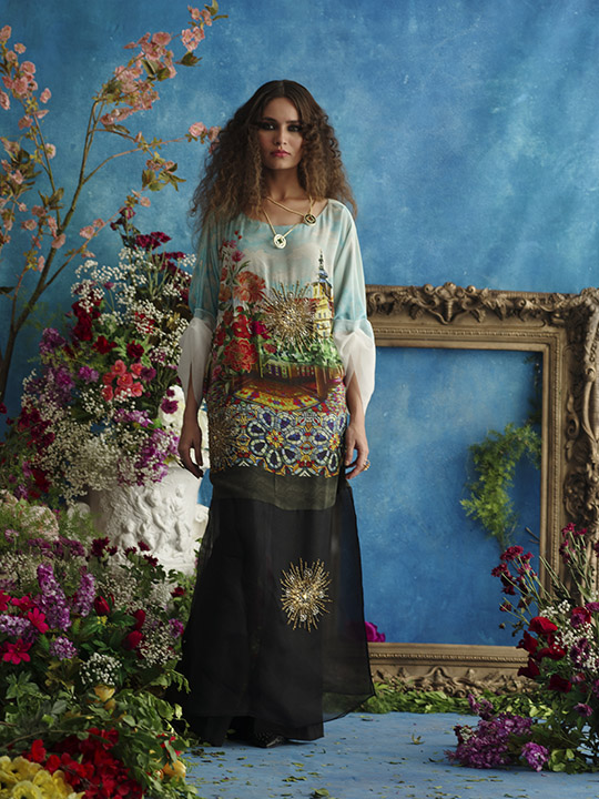 Shamaeel Ansari's Andalusian Dream Dresses Collection 2019 (20)