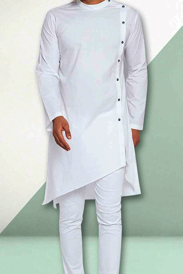 Men's Eid Kurta Collection 2019 By Shameel Khan 10