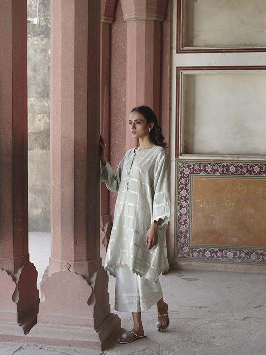 Tashkent Eid Dresses Collection 2019 By Misha Lakhani (2)