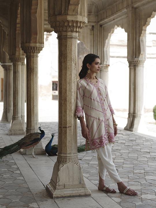Tashkent Eid Dresses Collection 2019 By Misha Lakhani (5)
