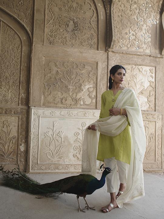 Tashkent Eid Dresses Collection 2019 By Misha Lakhani (8)