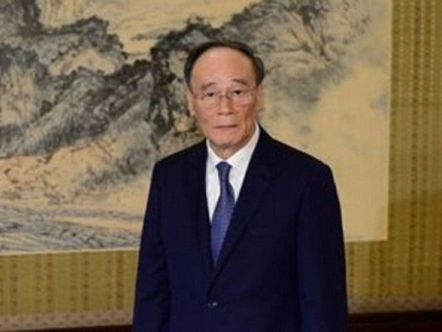 The Chinese vice president will arrive in Pakistan on Sunday