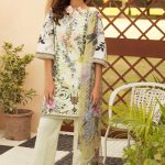Womens Embroidered Eid Dresses 2019 By Firdous (12)