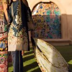Womens Embroidered Eid Dresses 2019 By Firdous (13)