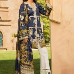 Womens Embroidered Eid Dresses 2019 By Firdous (3)