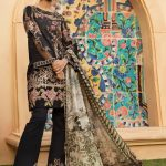 Womens Embroidered Eid Dresses 2019 By Firdous (4)