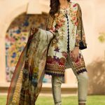 Womens Embroidered Eid Dresses 2019 By Firdous (5)