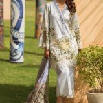 Womens Embroidered Eid Dresses 2019 By Firdous (7)
